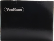 VonHaus Universal Vacuum Cleaner Attachment Accessories for 32mm (1 1/4in) & 35mm Standard Hose - 8 Pc Crevice Upholstery Brush Tool Cleaning Kit