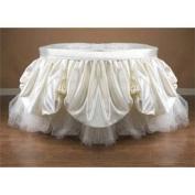 Little Miss Poof Bassinet Liner/Skirt - Size