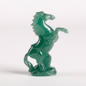 Chinese Polyresin Decoration Horse Tea Pet, Resin Crafts Decorative Ornaments