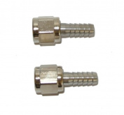 Barbed Swivel Nuts for Ball Lock Disconnects 0.6cm MFL Fitting - SET 2