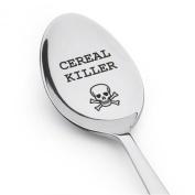 Boston Creative Company Cereal Killer Spoon