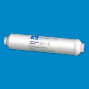 Kemflo Aicro AICRO-Q 25cm x 5.1cm GAC Inline Filter with 0.6cm Quick-Connect Built-In