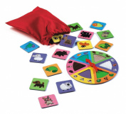 Game - Tactio loto Animals