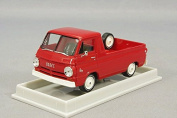 HO Scale 1964 Dodge A 100 Pickup Truck - Assembled -- Red