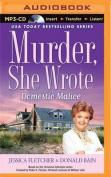 Murder, She Wrote [Audio]