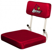 NCAA Louisville Cardinals Hard Back Stadium Seat