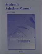 Student's Solutions Manual for Essential Statistics