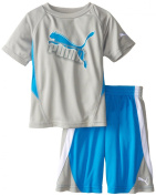 Puma Kids Toddlers Soccer Big Cat Jersey and Shorts Set