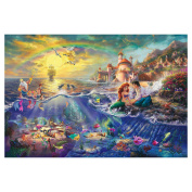 "Thomas Kinkade's ""The Little Mermaid"" Canvas Print"