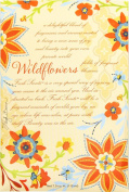 Willowbrook Fresh Scents Large Fragrance Sachet - Wildflowers