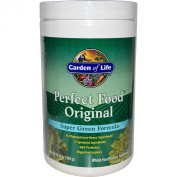 Perfect Food Original, Super Green Formula, 310ml (300 g) - Garden of Life