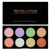 MAKEUP REVOLUTION - Ultra Base Corrector Palette