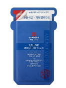 Leaders Mediu Amino Moisture Mask Packs Facial Skin Care Moisturising 10 Sheets