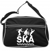 Ska With Musicians Cheques Messenger Bag Ska 2 Tone Specials Madness FREE UK Postage
