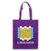 Inspired by Blockbusters I'll Have An E Please Bob Unofficial Tote Bag