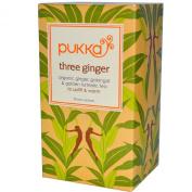 Pukka Three Ginger Tea 20 Bags