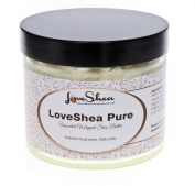 LoveShea Unscented Whipped Organic Shea Butter
