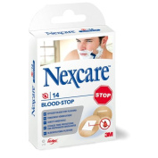 Nexcare Blood Stop Spots - Pack of 14