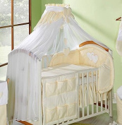 Luxury Baby Cot Canopy / Net 480, 320cm & Clamp Rod / Holder / Stand