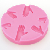 Multi Hand Features Silicone Mould