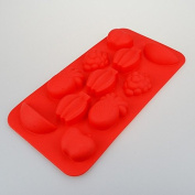 Fruit Shapes Silicone Mould