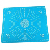 Blue Silicone Pastry Cake Decorating Mat