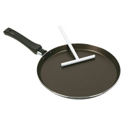 Excèlsa Crepe Pan With Spreader Cm.24