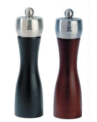 Peugeot FIDJI Salt and Pepper Set Black Cherry 20 CM