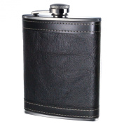 Excellent Quality Hip Flask 240ml Stainless Steel Hip Flask