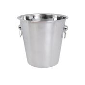 Kosma Stainless Steel Champagne Bucket - 21 x 21cm