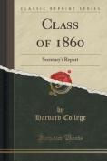 Class of 1860