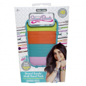 The Bridge Direct Strand Bands Multi Colour Band Pack
