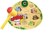 Global Gizmos Whack-a-Mole Game Playmat