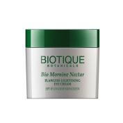 Biotique Morning Nectar Flawless Lightening Eye Cream SPF 30 UVA/UVB Sunscreen