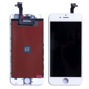 iPhone 6 Replacement Screen White - SAVFY LCD Touch Screen & Digitizer Display Assembly Replacement For iPhone 6 12cm