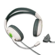 XBox 360 Large Style Headset (Earphone & Microphone) For xBox 360 Online Gaming with Foam Ear Pieces for Comfort and Adjustable Mic Arm & Volume Control - Star-E-Shop
