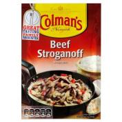 Colman's Beef Stroganoff Sauce Mix