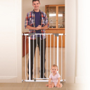 Dreambaby Extra Tall Liberty Security Gate White