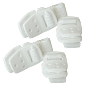 Safetots Anti-Tip Furniture Strap Pack of 4