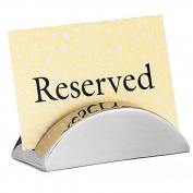 Stainless Steel Table Card Holder | Table Number Holder, Card Stand