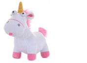 Unicorn Agnes Ca.. 16cm - Minion - Stuffed - Despicable Me Film - Despicable Me 2 - Cuddly Toy - Stuffed Toy - Stuffed Animal- Fluffy - Cuddly
