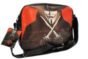 V for Vendetta Freedom Forever Messenger Bag