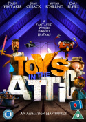 Toys in the Attic [Region 2]