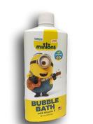 Minions Bubble Bath Kids Bathtime Banana Scented