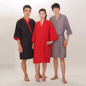 Salon Professional Hairdressing Kimono , Colorfulife® Adult Hair Clothing Hair Cutting Clothes Hairdressing Overalls Beauty SPA Barber Guest Gown Bathrobe Wai Cloth Night-gown A002