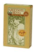 Green Note Henna Light Brown