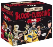 Horrible Histories Blood Curdling 20 Pcs Box Set Paperbacks By Terry Deary New