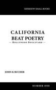 California Beat Poetry