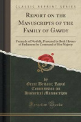 Report on the Manuscripts of the Family of Gawdy