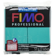 Staedtler Fimo Professional Soft Polymer Clay, 60ml, Green